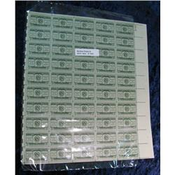 1161. Mint Sheet of 50 3c Land Grant Colleges Stamps