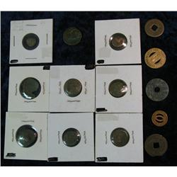 1180. (9) Unatributed Ancient Coins and other Coins.