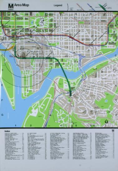 Smithsonian Washington Dc Map.Washington Dc Metro Map Near Smithsonian Museum