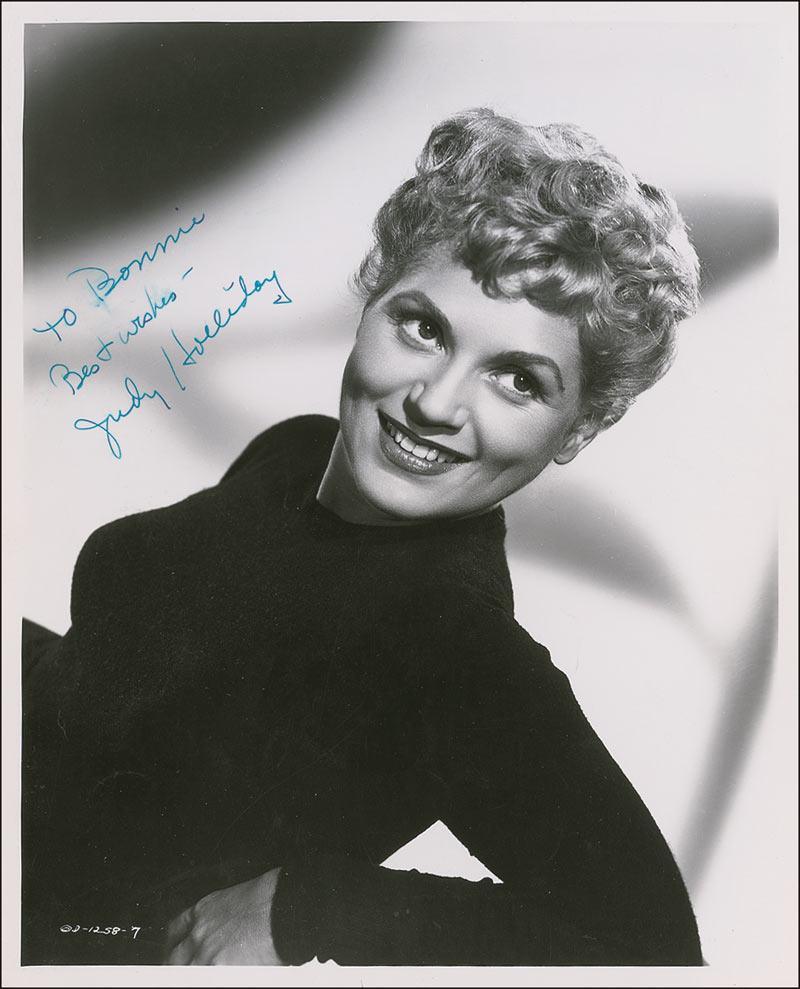 Communication on this topic: Hannah Yelland, judy-holliday/