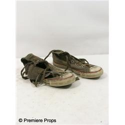 The Road The Boy (Kodi Smit-McPhee) Shoes Movie Props
