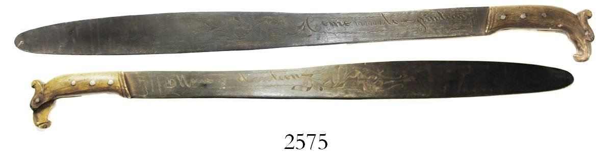 Notes on the Development of the Machete