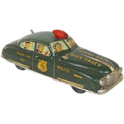 Dick Tracy Toy Car 56
