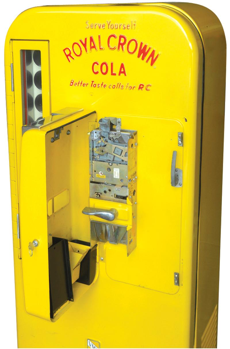 royal crown cola machine