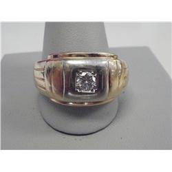 .30 Carat Solitaire Diamond Ring, 7.2 Grams 14K Gold ch12