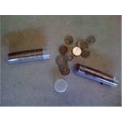 150 Steel Lincoln War Pennies