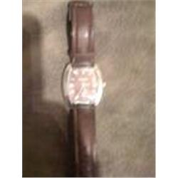 Kenneth Cole watch leather band