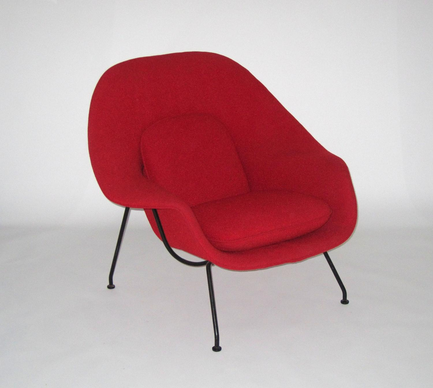 1950 · Image 2 : Eero Saarinen For Knoll Womb Chair C.