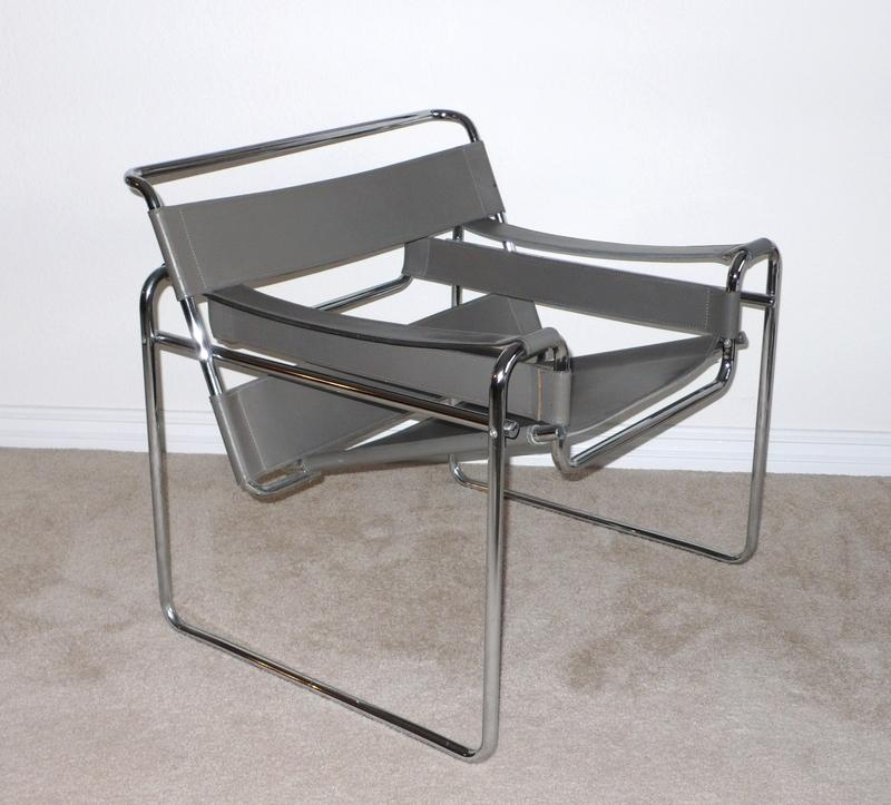 Charmant Image 1 : Marcel Breuer: Wassily Chair C. 1950 1960