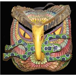 Mexican Dance Mask - Juan Orta