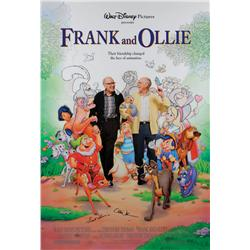 Frank and Ollie one-sheet poster