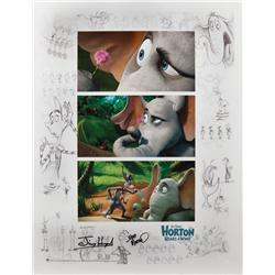 Horton Hears a Who! limited edition giclée print signed by directors Jimmy Hayward and Steve Martino