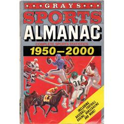 Screen-used Gray's Sports Almanac 1950-2000 from Back to the Future II
