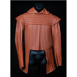 Screen-used Naboo Palace Guard jacket from Star Wars Episode 1: The Phantom Menace