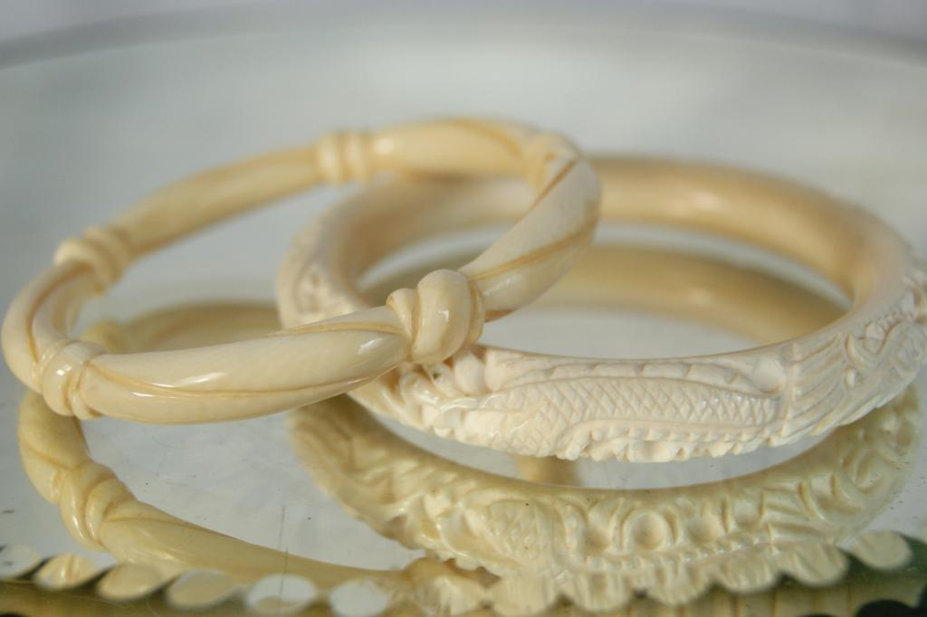 ivory page bangles mountain folkcraft shell dia dsc category horn