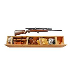 Winchester Mdl 52D Cal .22LR SN:106093D Beautiful hi-grade bolt action, single shot target rifle, bl