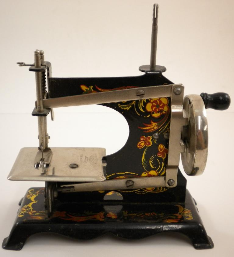 Best Antique Toys : Antique toy sewing machine best decor ideas