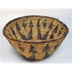 C. 1930'S PAPAGO NATIVE AMERICAN INDIAN BASKET - A