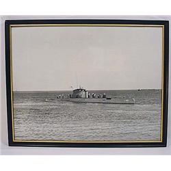 WW2 GERMAN US OFFICIAL NATIONAL ARCHIVES U-BOAT PH