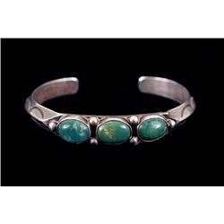 Bracelet, Navajo, first quarter of the 20th century
