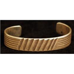 Bracelet, contemporary by David and Marcella Hirschy