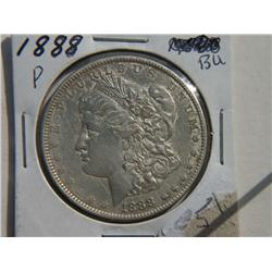 1888-P MORGAN DOLLAR