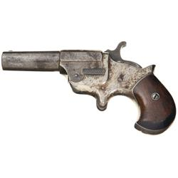 C.H. Ballard Single Shot Breech loading Derringer Pistol