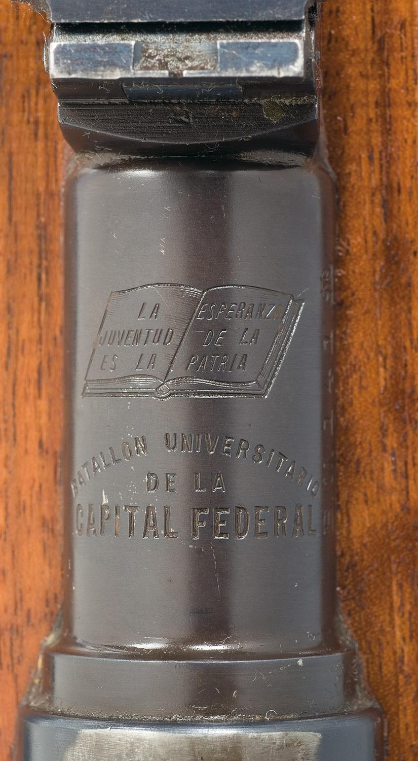 Argentine Mauser Serial Numbers - helpace's diary