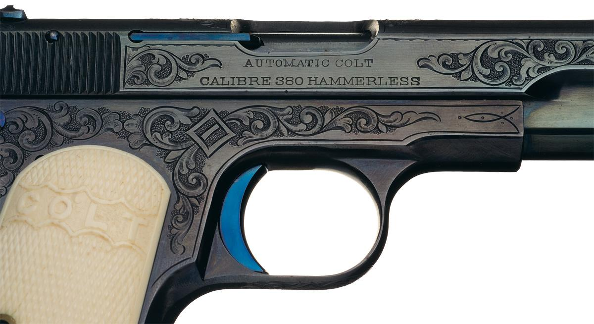 colt pistol serial number search