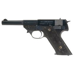 Excellent High Standard Model G 380 Semi-Automatic Pistol