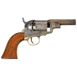 "Colt Model 1849 ""Wells Fargo"" Percussion Revolver"