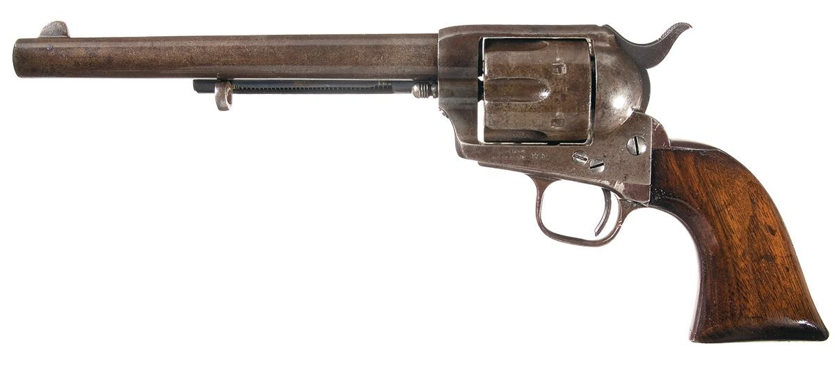 colt single action serial number 342578
