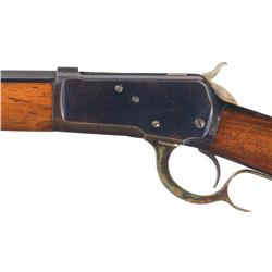 Very Fine Early Production Winchester Model 1892 Lever Action Rifle