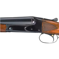 Winchester Model 21 Double Barrel Shotgun with Cody Verification