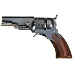 Exceptional Colt Paterson Belt Model Revolver No. 2 (Fifth Model Ehlers)