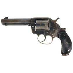 1878 Colt Revolver http://www.liveauctionworld.com/Colt-Model-1878-Double-Action-Revolver-in-Scarce-32-20-Caliber_i9966557