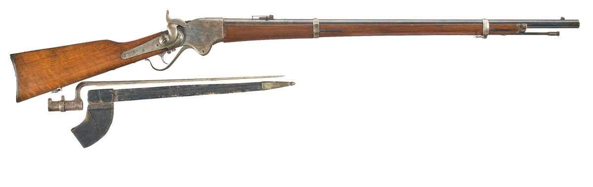 Civil War Henry Repeating Rifle Use - The 'Hate America' Bedrock of