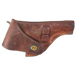 WWII British Issue Smith and Wesson Victory Model with Holster