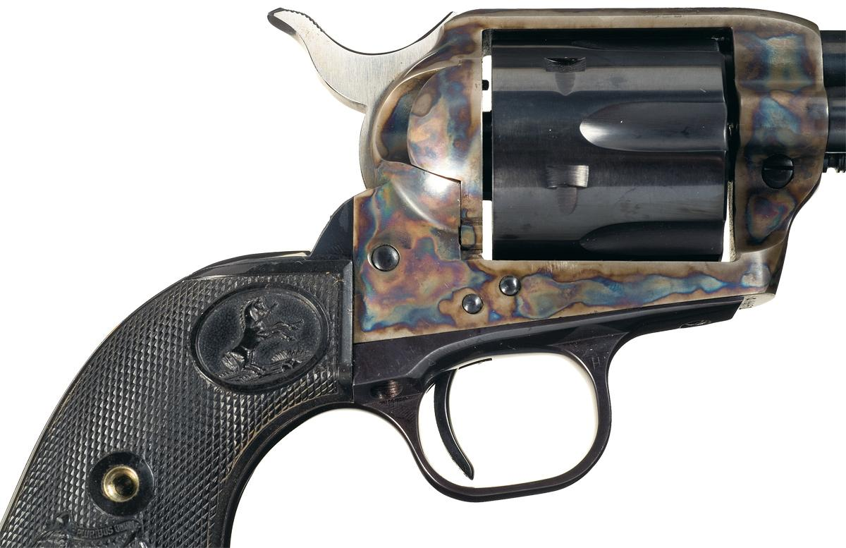 colt single action serial numbers