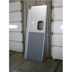"96"" CHASE SWING DOORS (X2)"