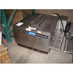 LINCOLN MOD: 1301 ELECTRIC COUNTER TOP CONVEYOR OVEN, 208V 1PH