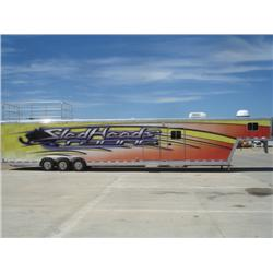 06 Featherlite Custom Race Trailer VIN# 4FGB444356C087999