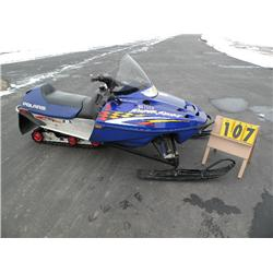 01 Polaris Supersport 550 F SN# 4XANB5BSX1B128920