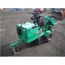 2007 Vermeer SC252 Towable Stump Grinder