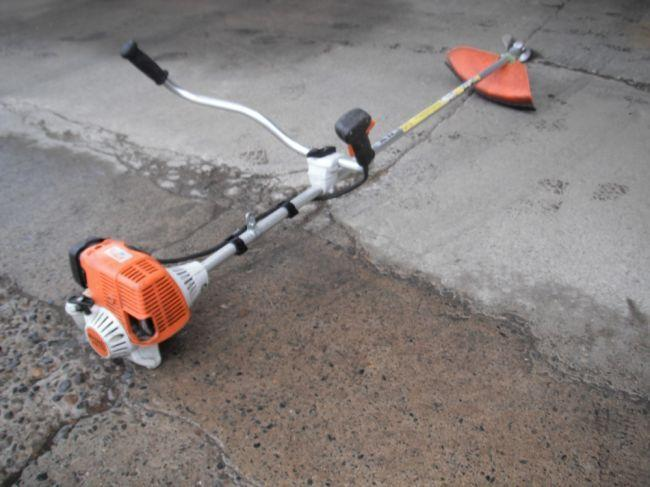 stihl weedeater fs 38 manual
