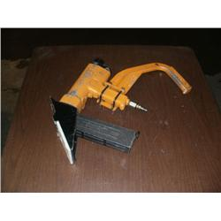 how to use a bostitch floor nailer