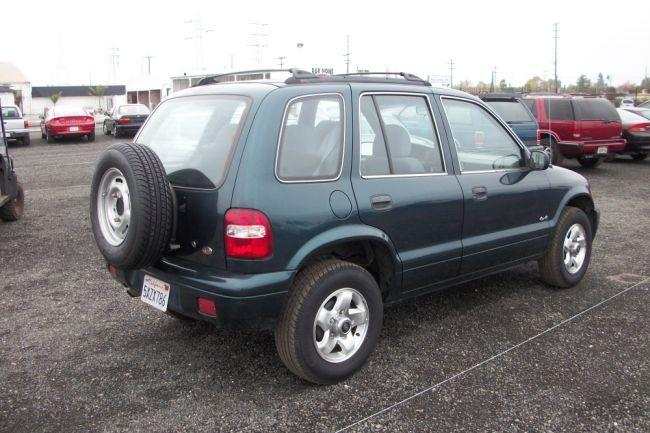 2000 kia sportage 4x4 suv. Black Bedroom Furniture Sets. Home Design Ideas