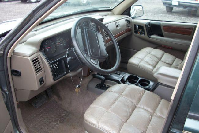 Perfect ... Image 6 : 1994 Jeep Grand Cherokee Limited Edition 4x4 SUV ...
