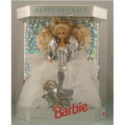 Happy Holidays Barbie 1992 Special Edition MIB NRFB