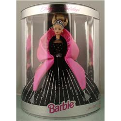 Happy Holidays Barbie 1998 Special Edition MIB